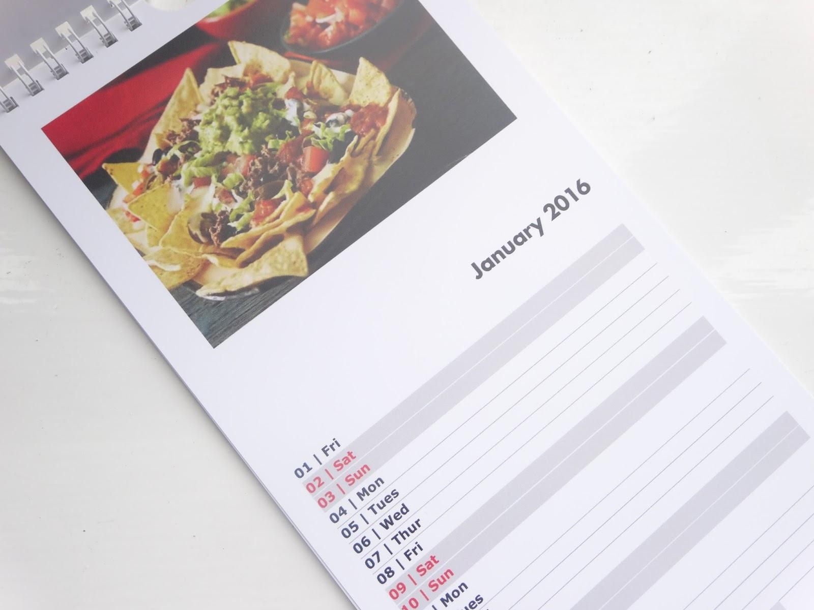 Snapfish Photo Calendar