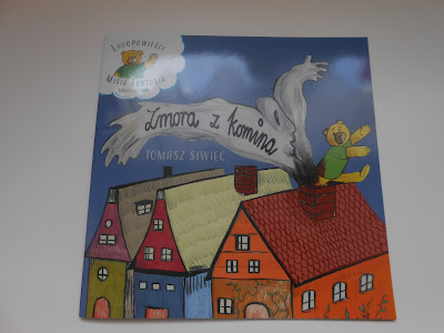 Agnieszka i Tomasz Siwiec- strona autorska- Zmora z komina