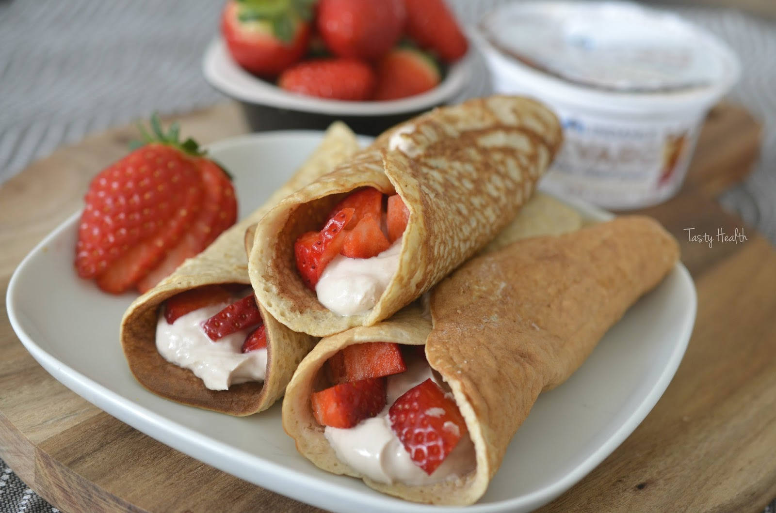 Kalorisnål mat blogg