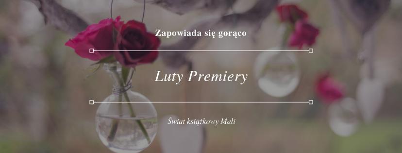 Luty Premiery Książkowe