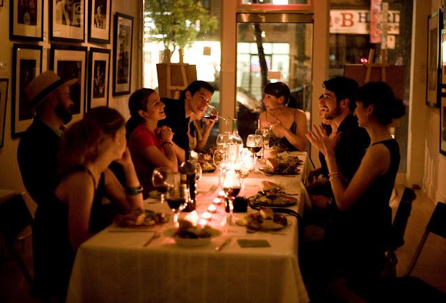 Dining Meetup