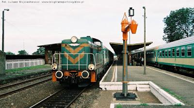 SM42-542 w Gorzowie Wielkopolskim