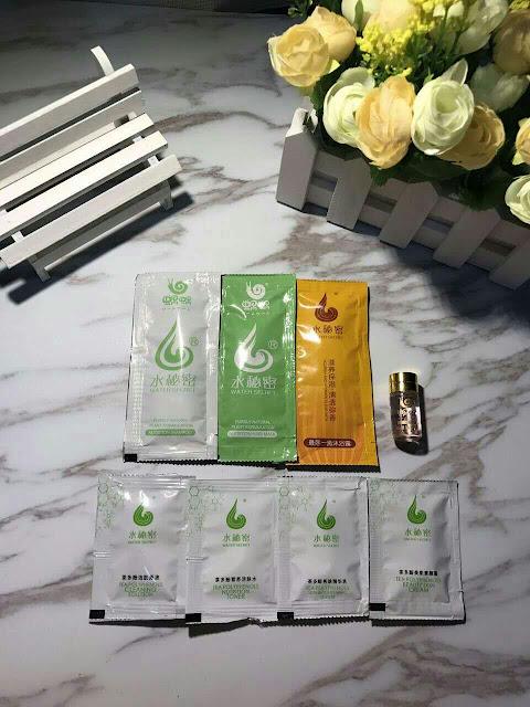 WOWO Shampoo Trial Product Registration
