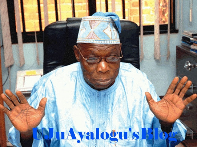 Don't blame God if peace eludes Nigeria in 2019 – Obasanjo