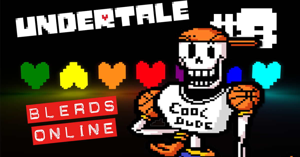 Dating Simulator - Undertale #8 - True Pacifist Run - Blerds Online