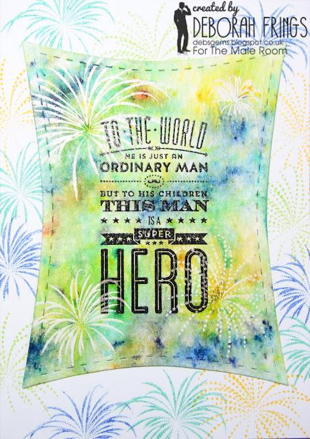 Superhero - photo by Deborah Frings - Deborah's Gems