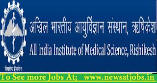 AIIMS-Rishikesh-Recruitment-2017- 127-professor