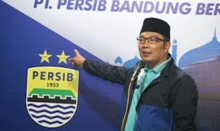 Ridwan Kamil: Sanksi untuk Persib Sangat Berlebihan