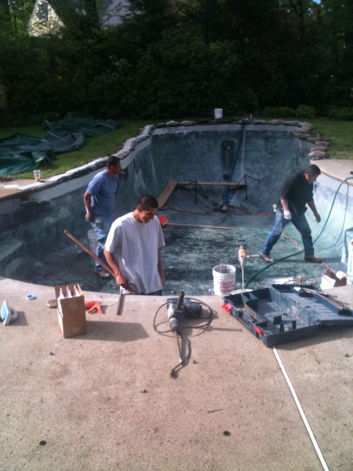 pool resurfacing cambridge ma