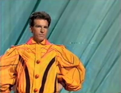 Paul Greenwood as Captain Zep - Space Detective