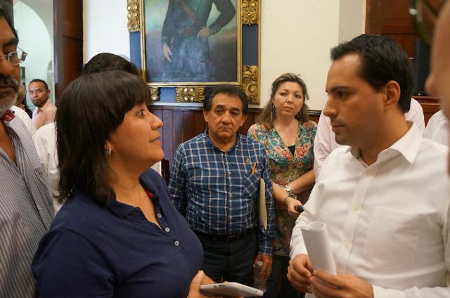 Exigirán a Vila publique sesiones de Cabildo
