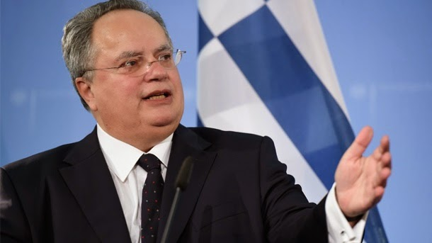 Kotzias: Turkey has become even more nervous