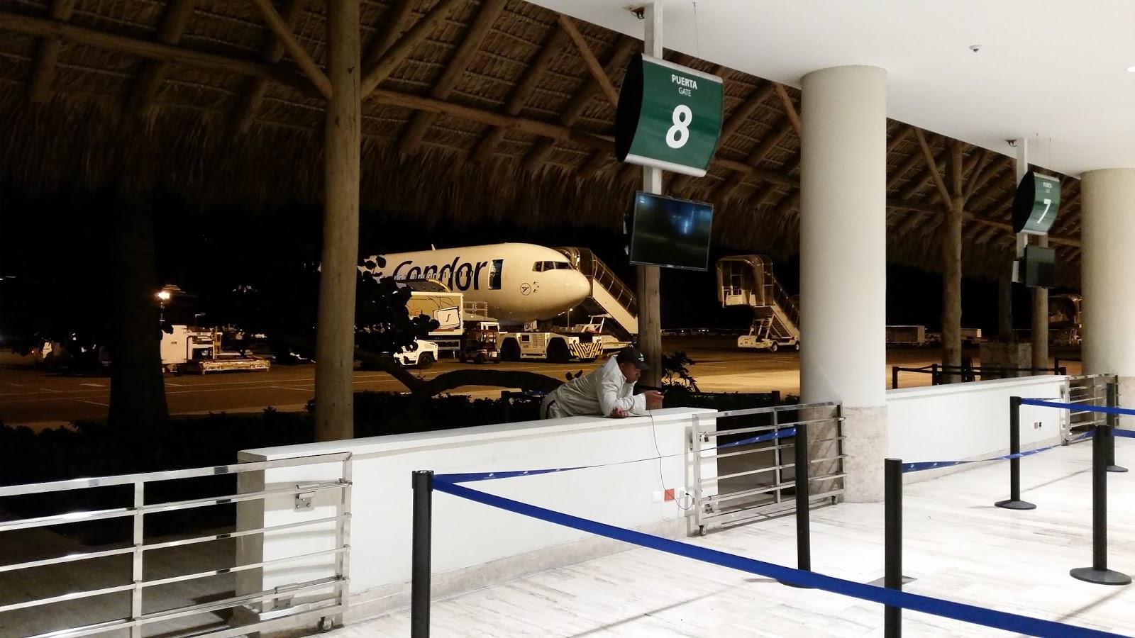 Dominikana lotnisko