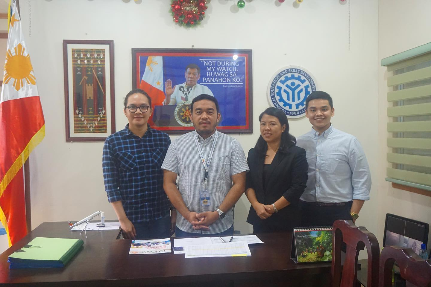 TESDA-12 partners with Philippine Business for Education (PBeD) to bring down youth unemployment