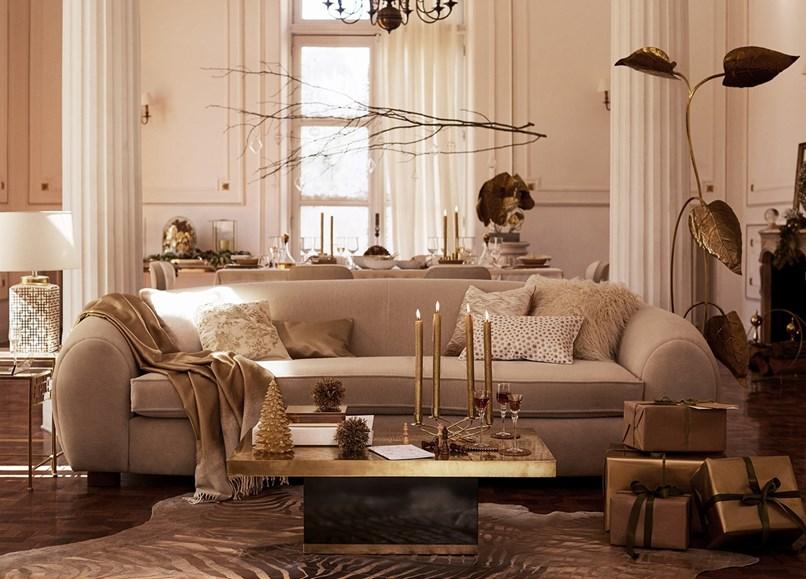 zara home cat logo christmas 2016 decora o e ideias. Black Bedroom Furniture Sets. Home Design Ideas