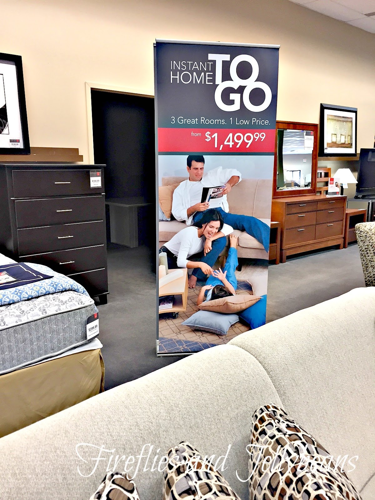 Affordable Furniture Cort Clearance Center