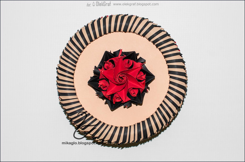Origami 3d - mikaglo: 607. Szkatułka z origami / 3d ... - photo#47
