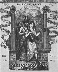 5892 5 Cazul Dianei Vaughan, Fostă «Mare Preoteasă» A Lui Lucifer (I)