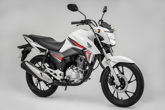 Honda Titan 2016