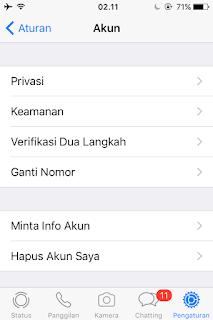 Tutorial Keluar Dari Grup Whatsapp Tanpa Ketahuan 4