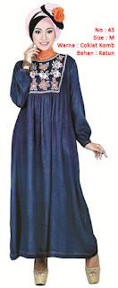 SALE 65% | Obral Baju Gamis | Gamis Murah | Muslim Fashion 43