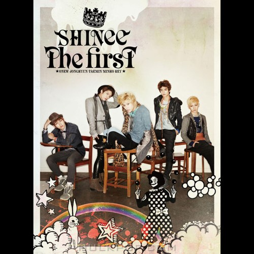 SHINee – The First (Japanese) (ITUNES PLUS AAC M4A)