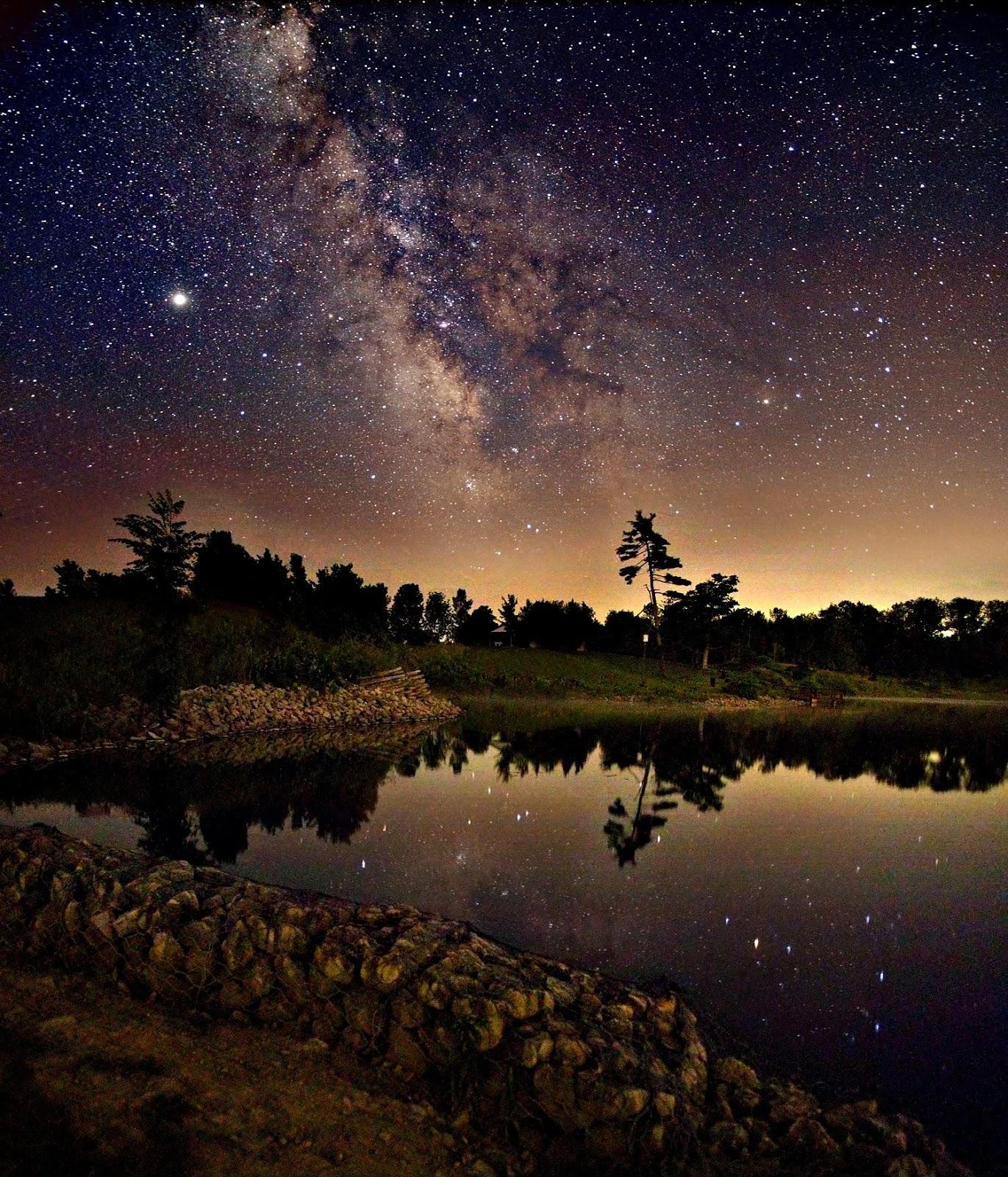 Milky Way Ontario