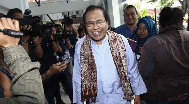 Siap Lawan Ahok, Rizal Ramli Janji Pimpin Jakarta Tanpa Menggusur