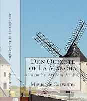 Don Quixote of La Mancha at Alejandro's Libros.