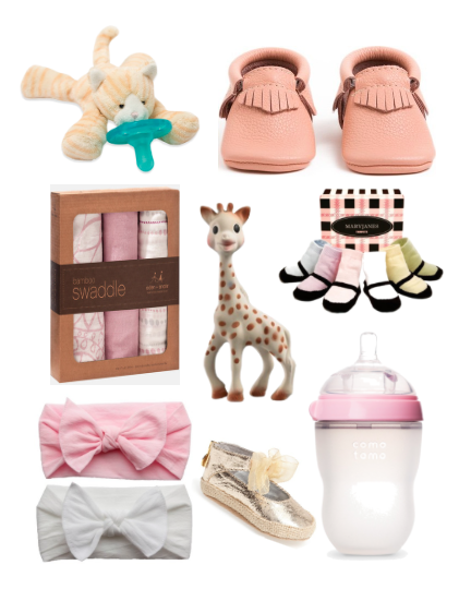 Baby Girl Gift Ideas Wrapping Tips Rachel Talbott