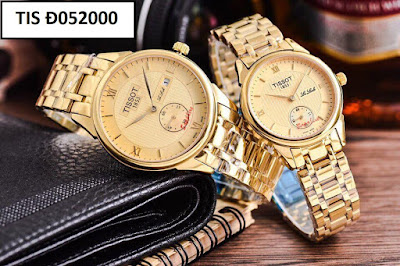 Đồng hồ cặp đôi Tissot Đ052000