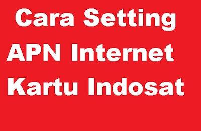 sebuah singkatan dari Acces Point Name yang merupakan gerbang lalu lintas antara Jaringan Cara Internet Cepat dengan Cara Setting APN Internet Kartu Indosat di Android SmartPhone