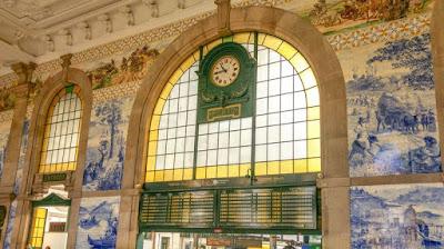 Porto vasútállomás (Portugália)