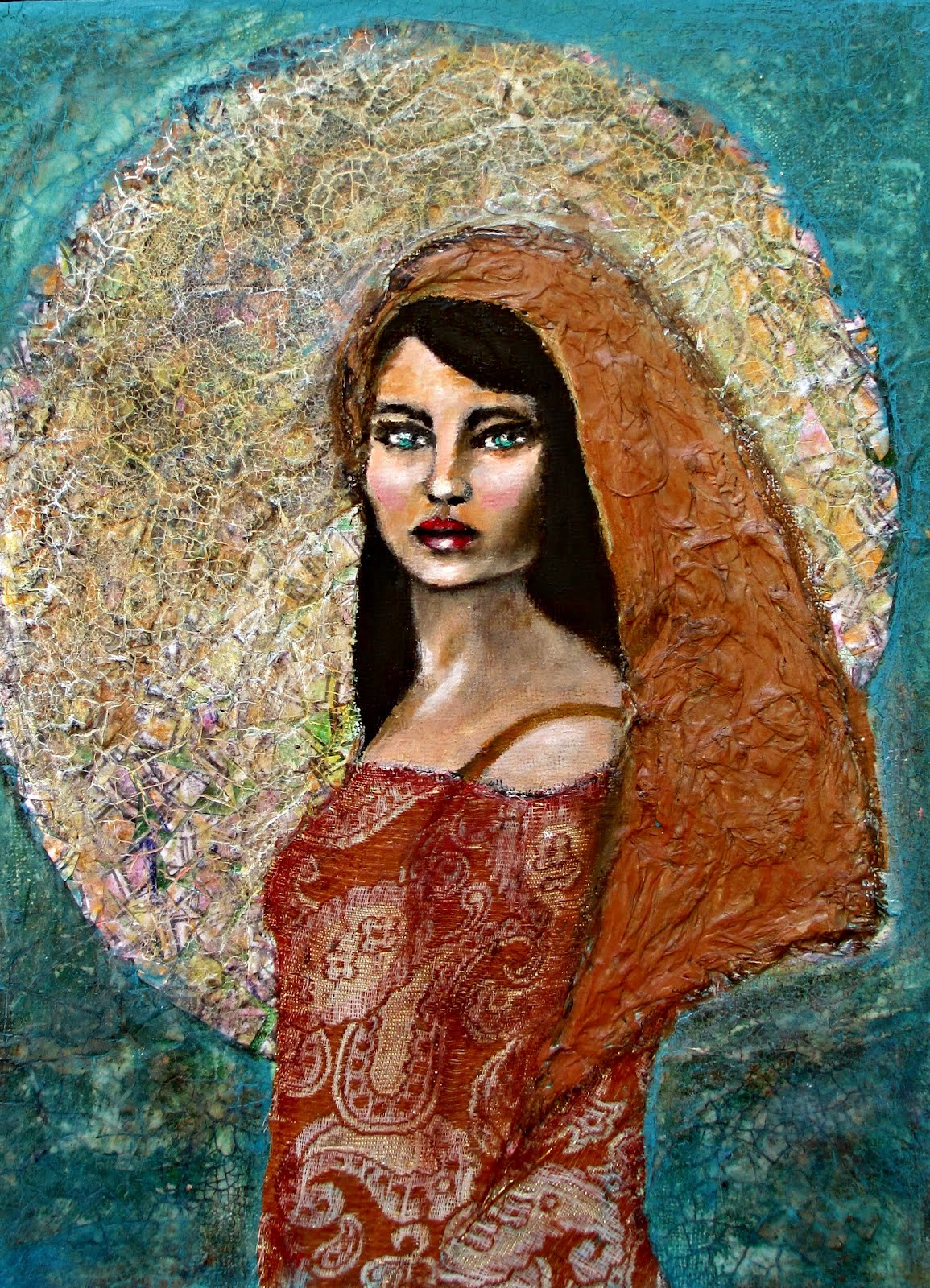 Healing Woman: GYPSY MOON
