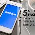 Berpotensi Hoax, 5 Status Facebook Ini Tidak Seharusnya Kamu Bagikan