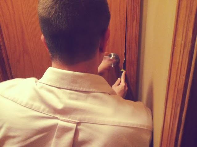 Hướng dẫn cách xử lý khi mất chìa khóa cửa nhà