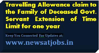 ta-for-deceased-govt-staff-family