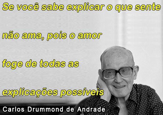 Royalty livre Frases De Carlos Drummond Sobre O Amor