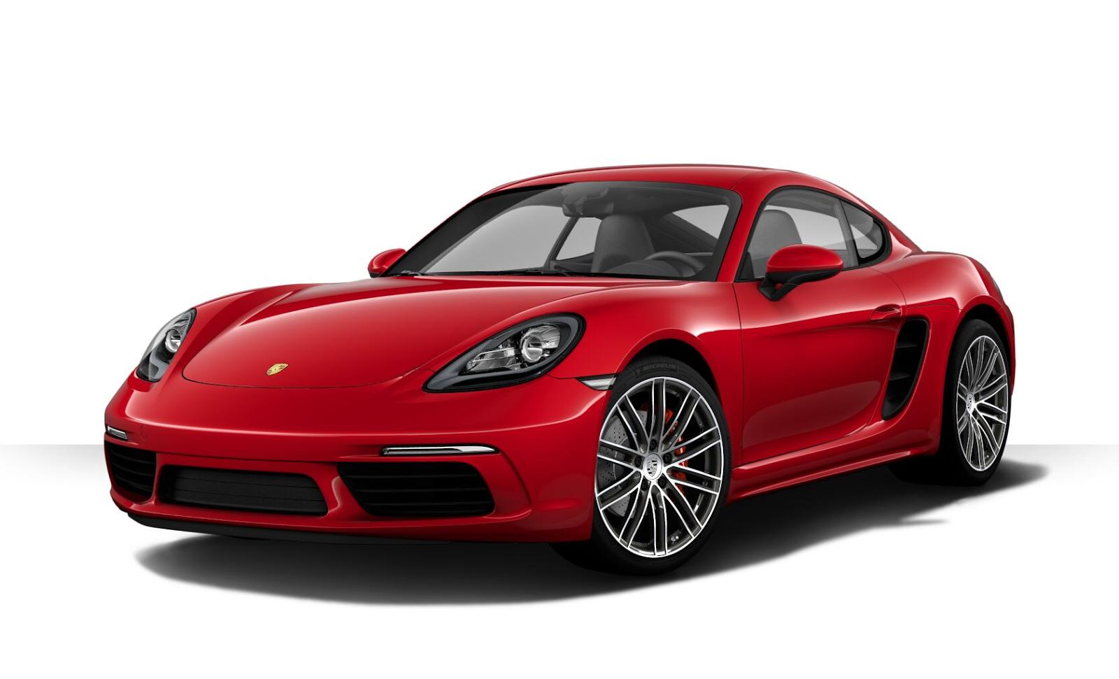 Porsche Boxster Carmine Red Porsche Free Engine Image