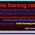 NULIS PUISI INSPIRATIF BARENG RADITEENS