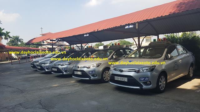 Khóa học lái xe ô tô B1, B2, C chất lượng thi sớm tại quận Cầu Giấy, Hà Nội