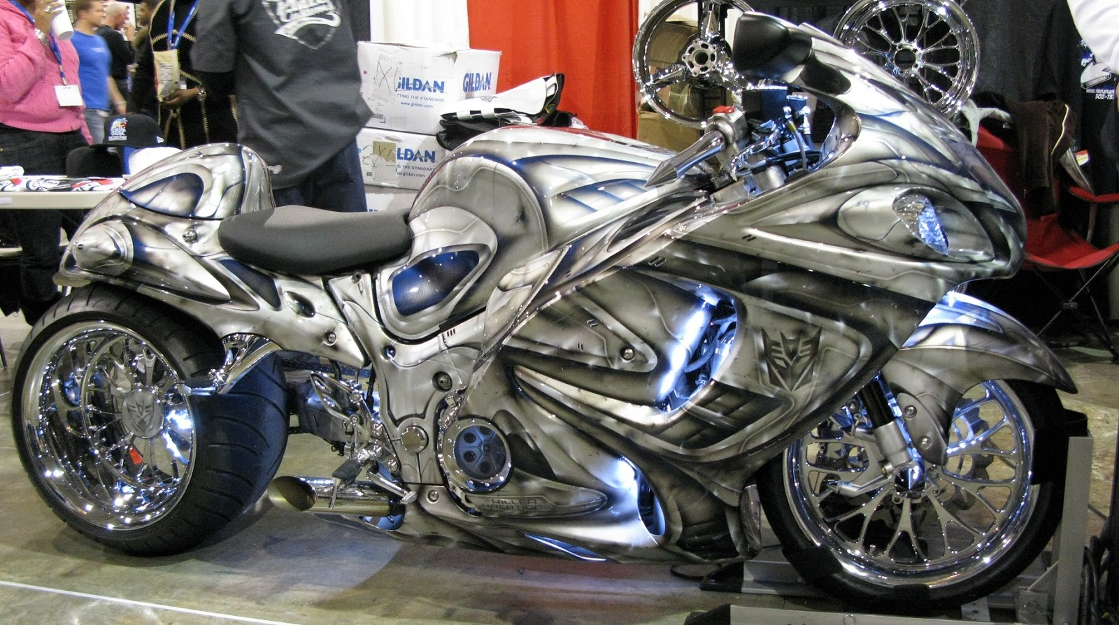 Custom Hayabusa Pictures 92