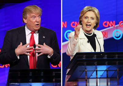 Politics : Trump Still Potent After Poor Debate