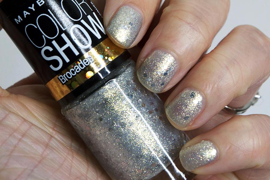 Maybelline (Color Show Brocades) Silver Swank