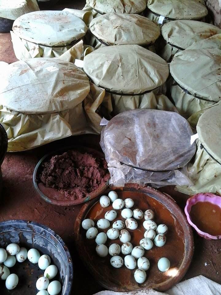 Cara Membuat Telur Asin Brebes