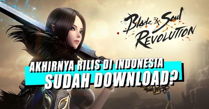 Netmarble Corp. Rilis Game Blade&Soul Revolution di 24 Negara Asia, Indonesia Termasuk. Sudah Download?
