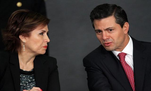 Rosario Robles, la secretaria mejor pagada del gabinete de Peña Nieto