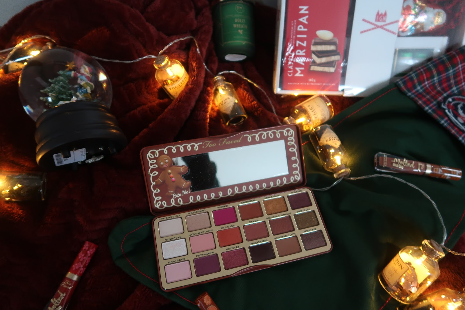 UK blogger Lucy Love Christmas Gift Guide under £50