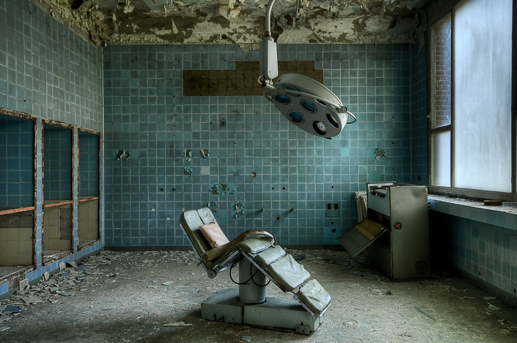 How To Photograph Abandoned Places And Buildings Urban Exploration