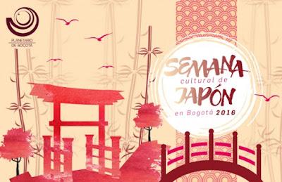 Semana Cultural de Japón en Bogota 2016
